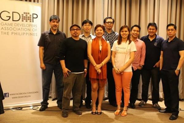 GDAP Board Members